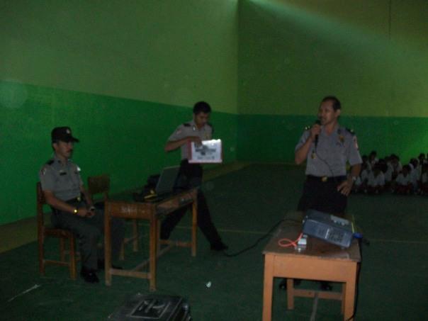 Pengarahan dari Kepolisian
