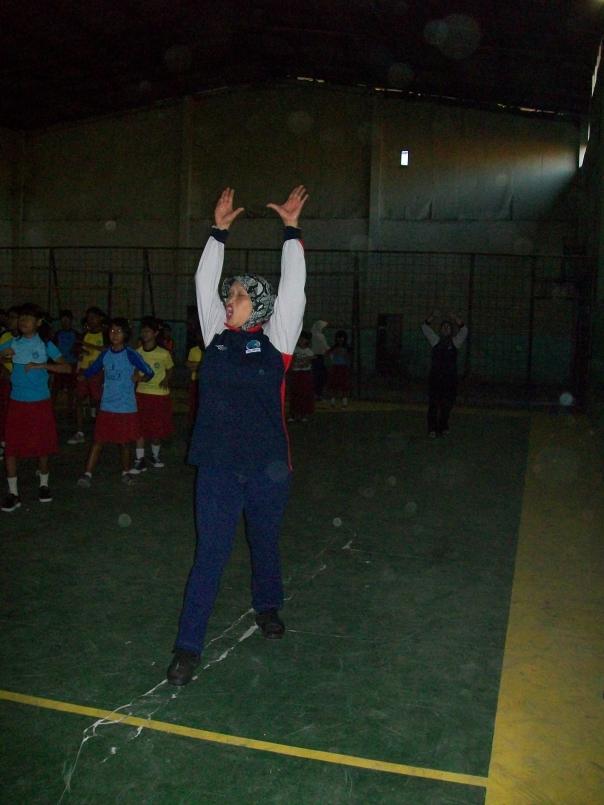 Senam Aerobik SMP Al-Hadi