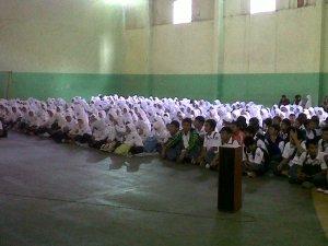 Munggahan di SMP Al Hadi